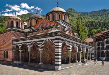 Pielgrzymka – Bałkańskie stolice i miasta